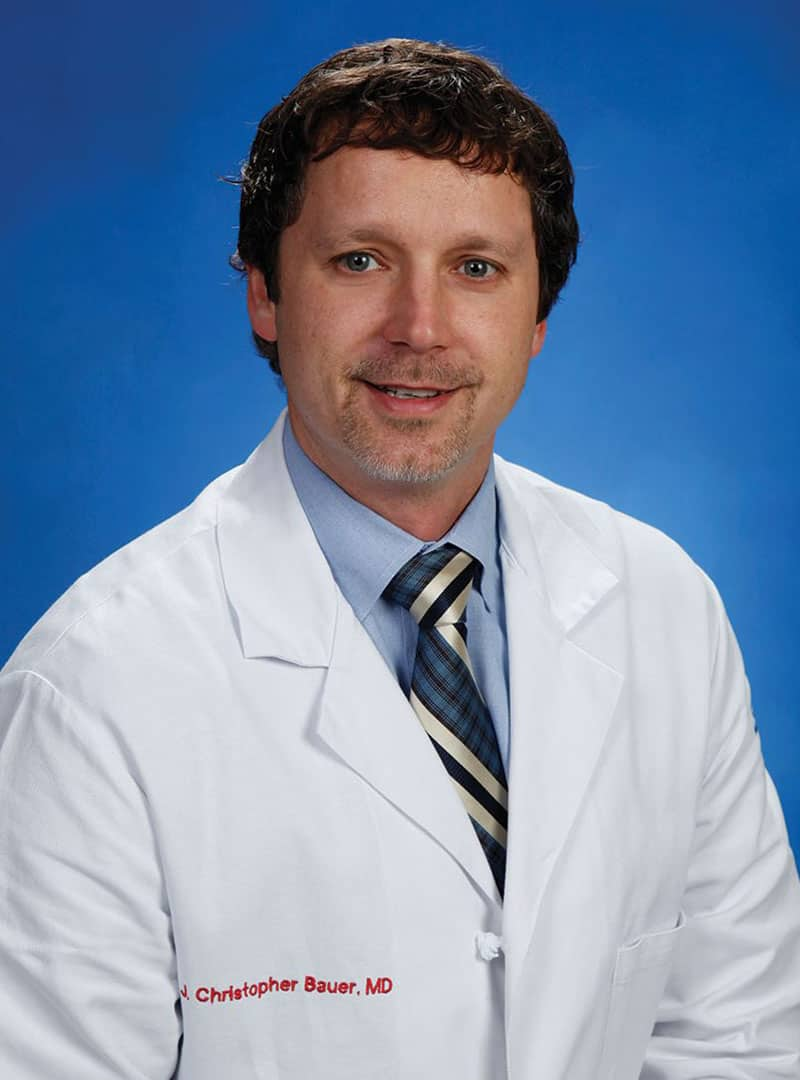 Dr. J. Christopher Bauer, MD