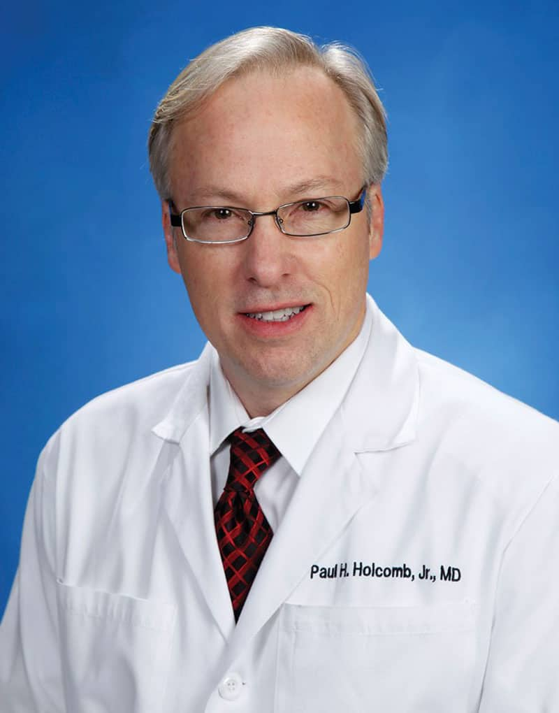 Dr. Paul H. Holcomb Jr., MD, FACC, FSCAI