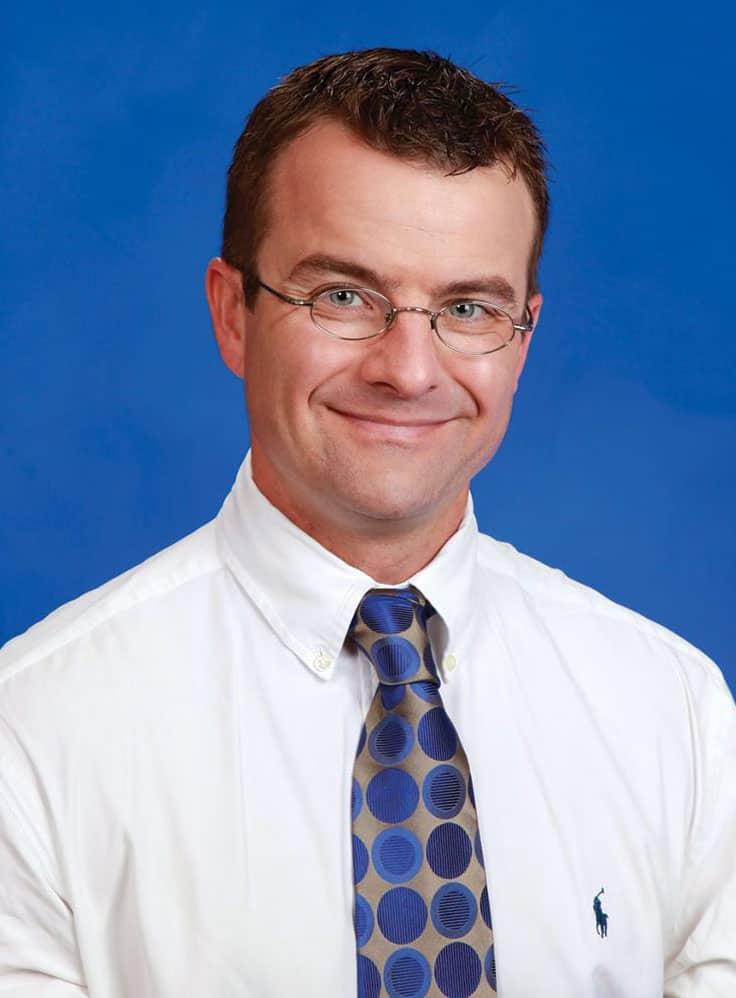 Dr. D. Matthew Shoemaker, DO