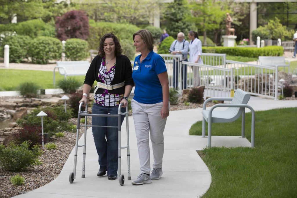 The Regional Leader In Inpatient Rehabilitation Services Saint Francis Healthcare System