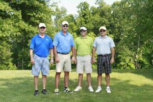 Fred Ducharme, Bard Womack, Austin Putty and Bill Tegel took the top spot in the afternoon championship flight.