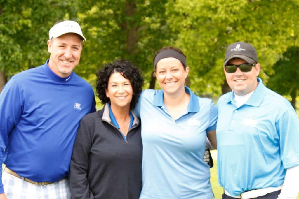 2014 Ken Hayden Memorial Golf Tournament Morning Flight Winners