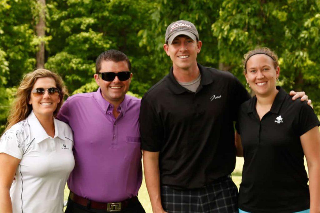 2014 Ken Hayden Memorial Golf Tournament Afternoon Flight Winners