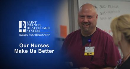 Our Nurses Make Us Better - Michael Cushman