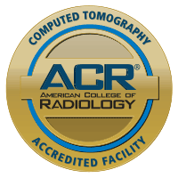 ACR Computed Tomography Accredited Facility Seal
