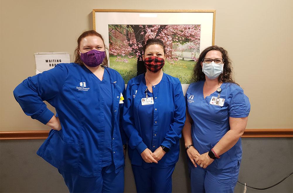 Saint Francis Health Center - Dexter nurses