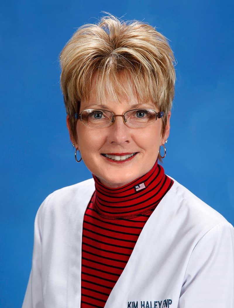 Kim Haley, RN, FNP-BC