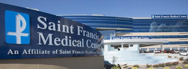 Saint Francis Medical Center - Front exterior view
