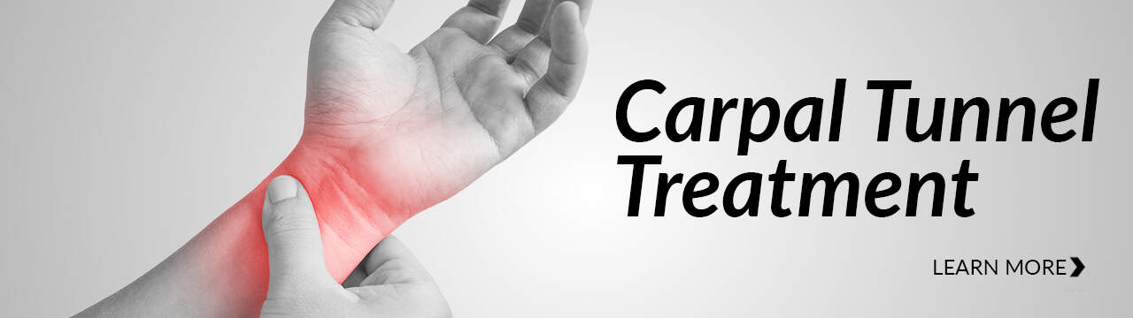 Carpal Tunnel Treatment - click here