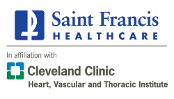 Saint Francis Healthcare, in affiliation with Cleveland Clinic Heart, Vascular and Thoracic Institute