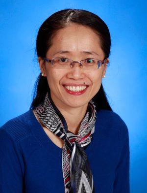 Yawen Jiang, AuD, CCC-A