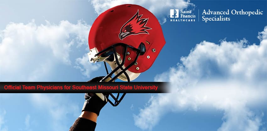 Official Team Physicians for Southeast Missouri State University