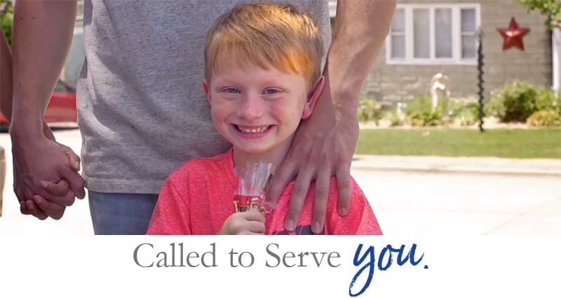Called To Serve You
