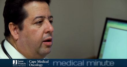 Medical Minute - Improving Cancer Outcomes with Dr. Robles