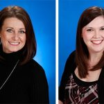 Amy Pennington, APRN, FNP-C and Lindsay McVey, FNP-BC