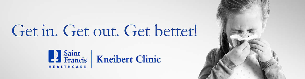 Get in. Get out. Get better! Kneibert Clinic