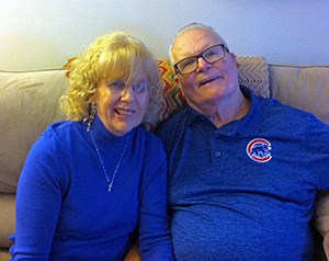 Julie Baker Caplan and Richard Baker