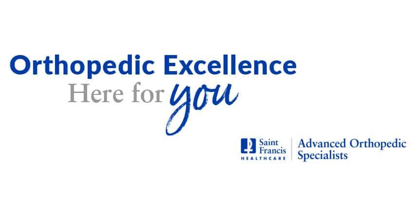 Orthopedic excellence - Here for you
