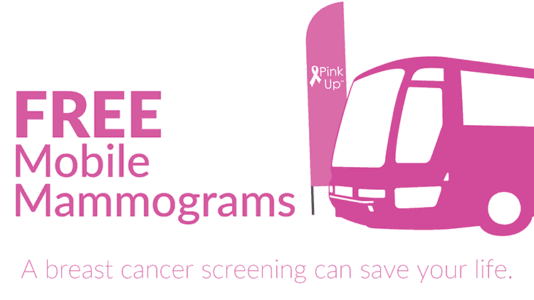 Free mobile mammograms