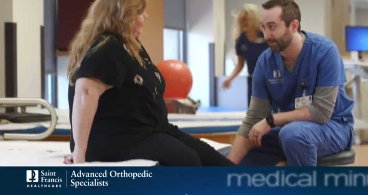 Medical Minute - Dr. Waliullah with Cartilage Restoration