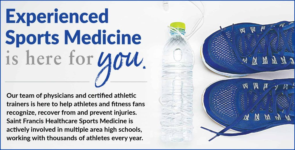 Experienced Sports Medicine is Here for You