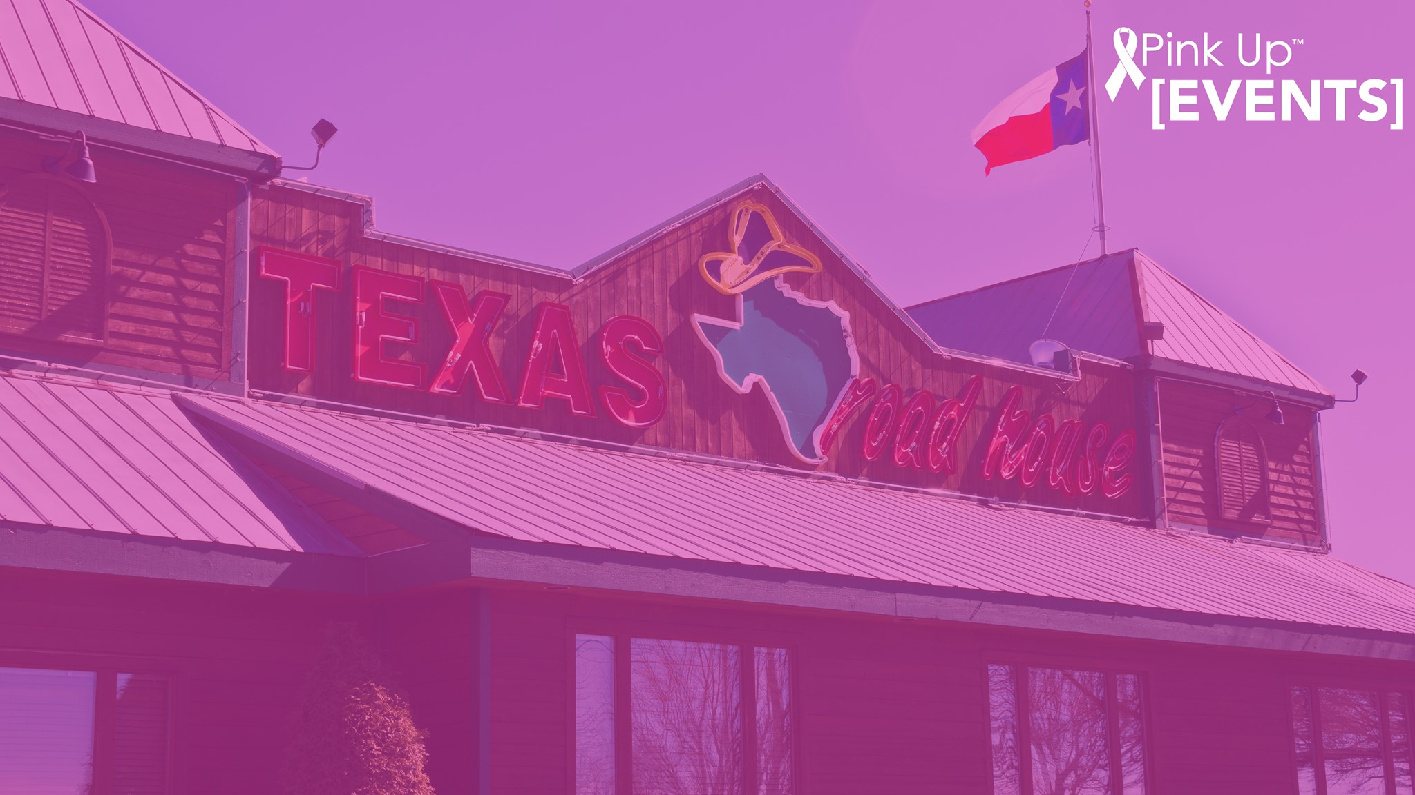 Pink Up Texas Roadhouse