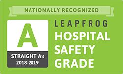 Leapfrog badge - Fall 2019