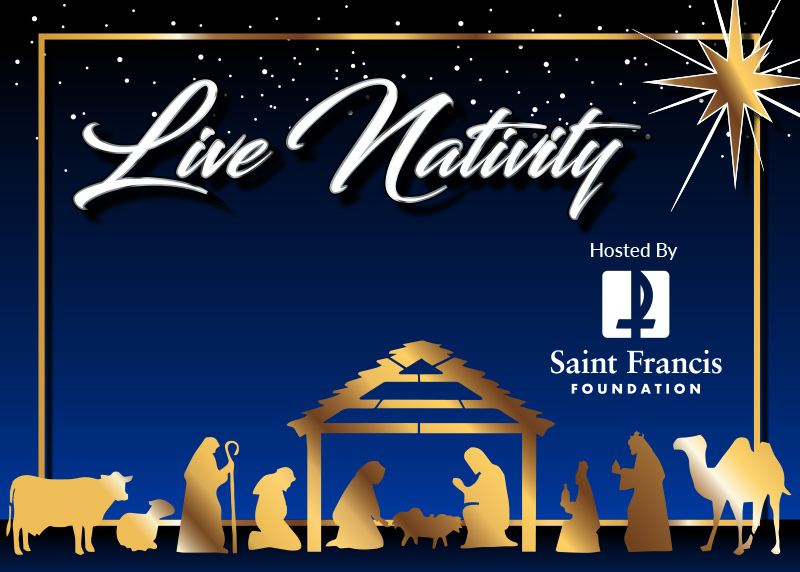 Live Nativity, hosted by Saint Francis Healthcare System