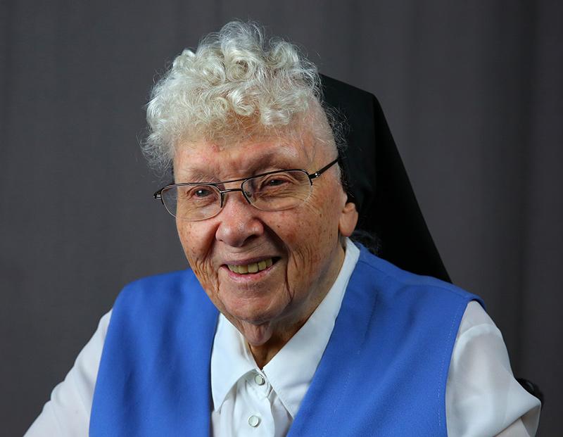 Sister Jane Kiefer