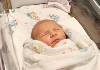 First baby of 2020 - Ari Johnson