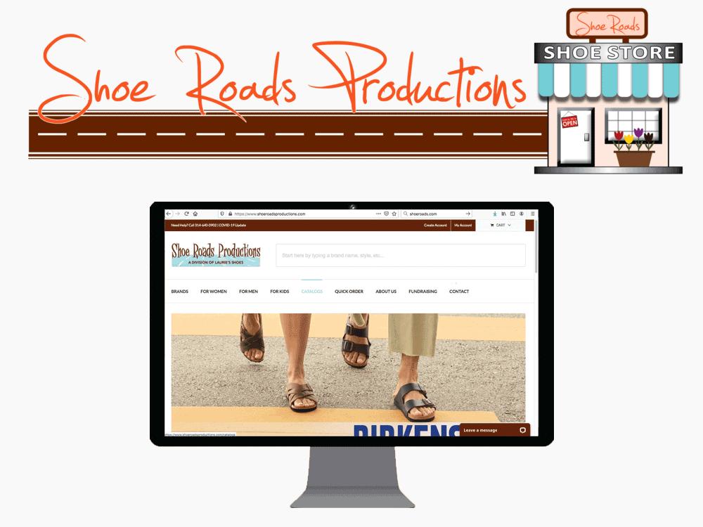 Shoe Roads Productions Virtual Shoe Show