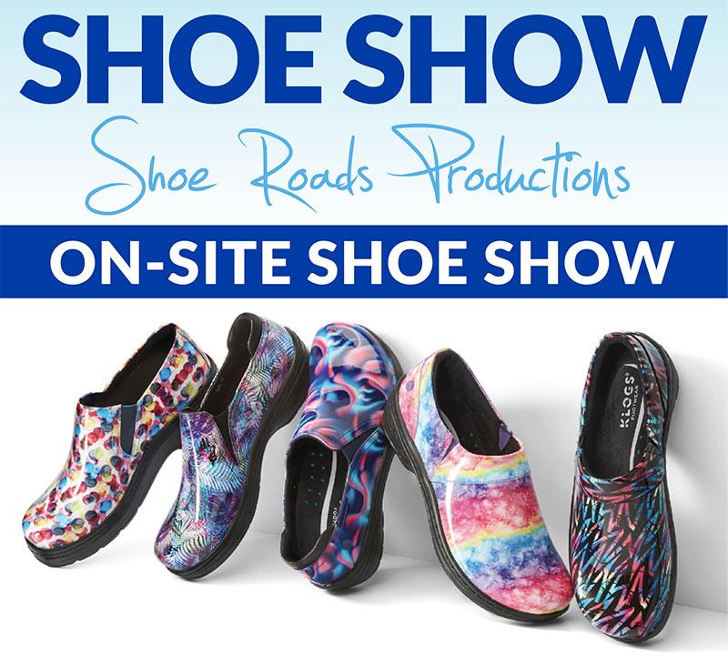 Shoe Road Productions Shoe Show