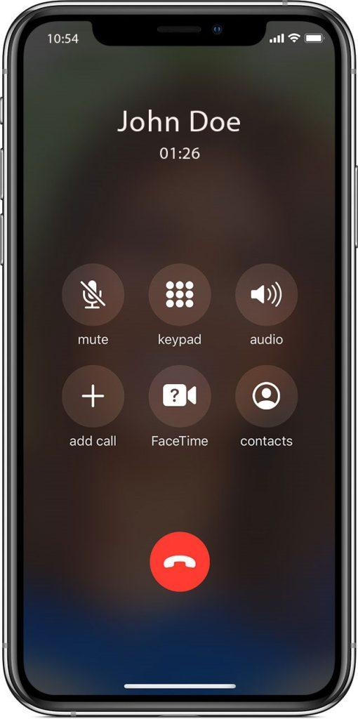 Make a FaceTime call