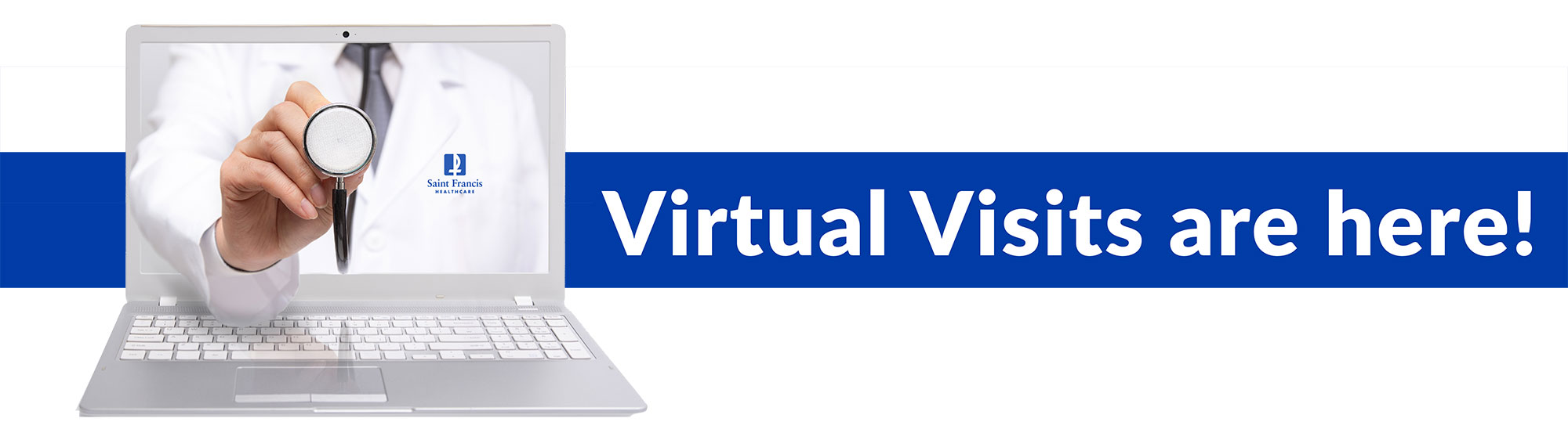 Virtual visits are here!