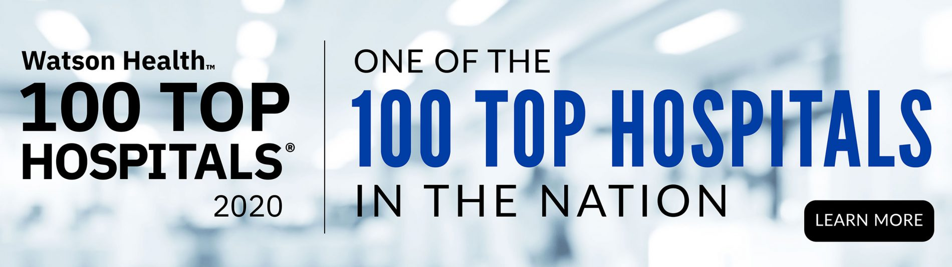 Saint Francis Medical Center has been named to the Fortune/IBM Watson Health 100 Top Hospitals list. Click here to learn more.