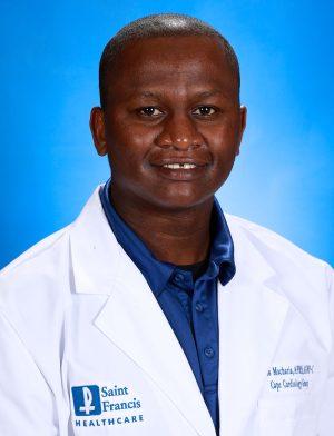 Amos Macharia, MSN, AGNP-C