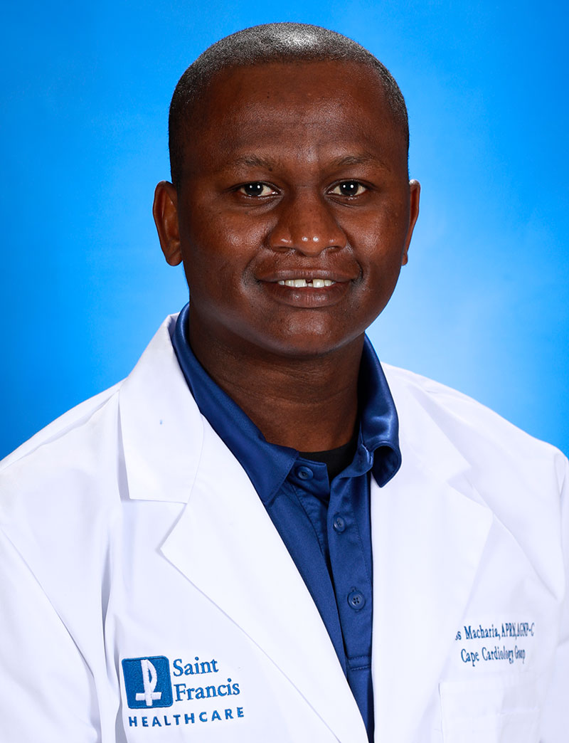 Amos Macharia, MSN, AGNP-C