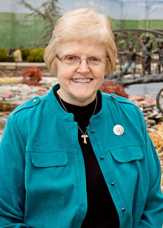 Sister Maureen Elfrink