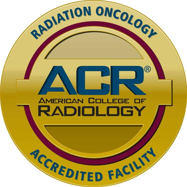 American College of Radiology - Radiation Oncology Accredited Facility seal