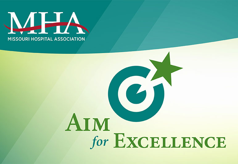 Missouri Hospital Association Aim for Excellence Award