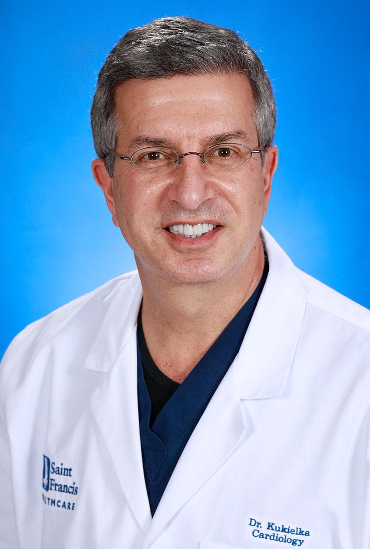 Gilbert L. Kukielka, MD, FACC, FACP, FSCAI