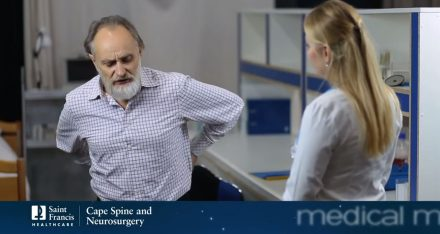 Medical Minute - Disc Replacement Surgery with Dr. Scott