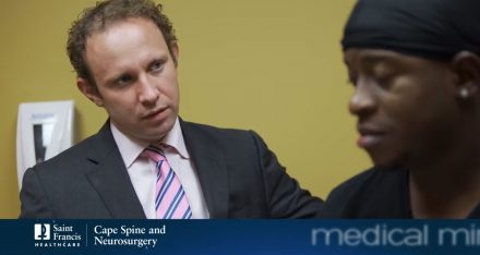 Medical Minute - Disc Replacement for Active Adults with Dr. Brandon Scott