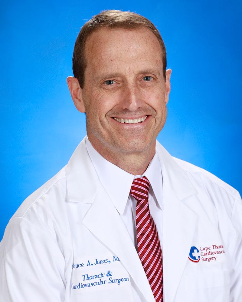 Bruce A. Jones, MD