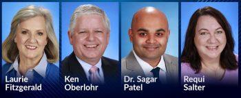 Laurie Fitzgerald; Ken Oberlohr; Sagar C. Patel, MD; and Requi Salter