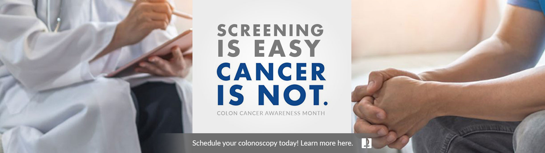 Screening is Easy, Cancer is Not