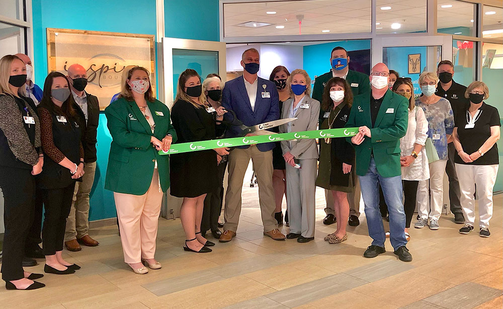 Inspire Boutique Ribbon Cutting