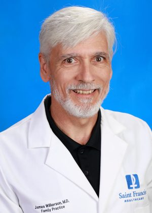 James W. Wilkerson, MD