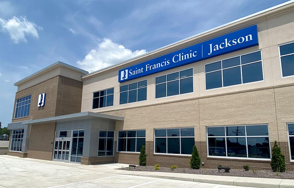 Saint Francis Clinic Jackson