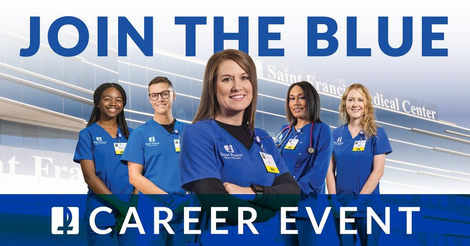 Join the Blue Career Event